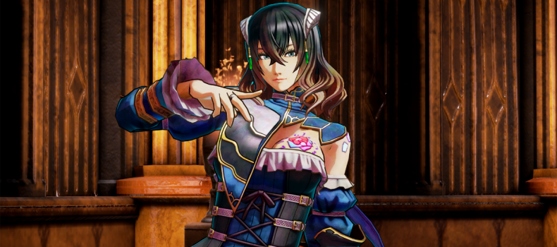 2015 Kickstarter Bloodstained Only 20 To 30 Percent Complete