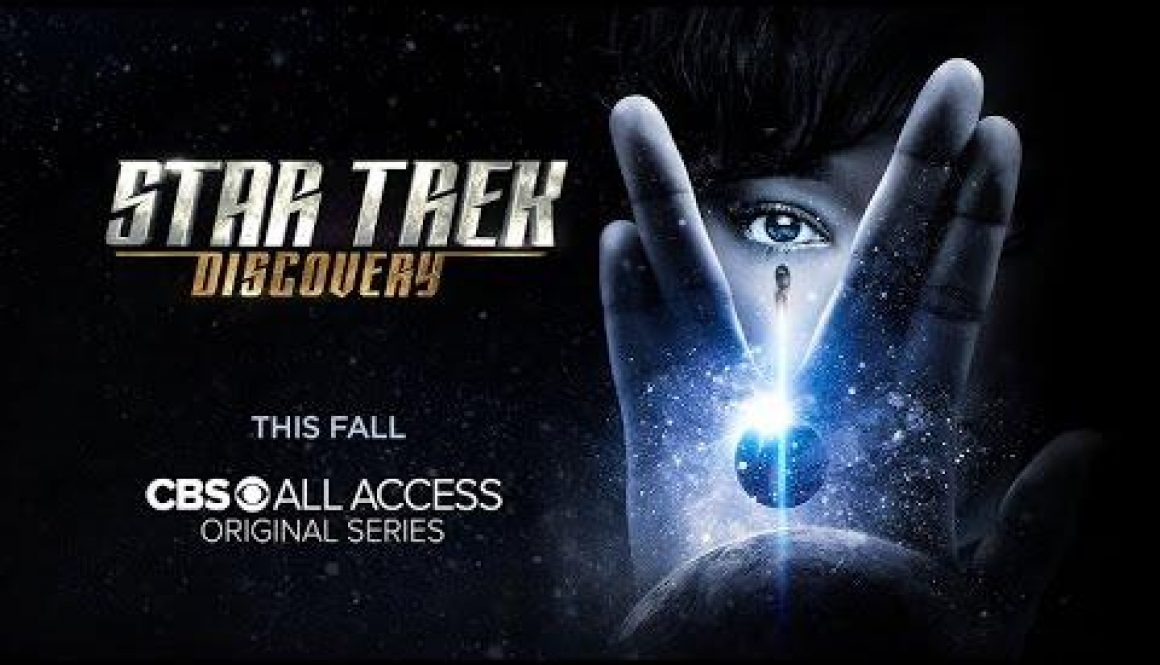 First Full Trailer For Star Trek Discovery Is Discovered