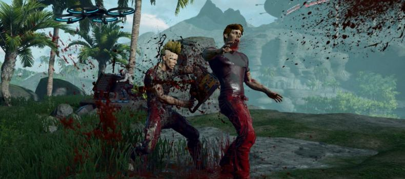 Competitive Survival Game The Culling Is Coming To Xbox One
