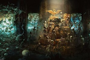 The Tomb Of Horrors Returns In D&D's Next Module