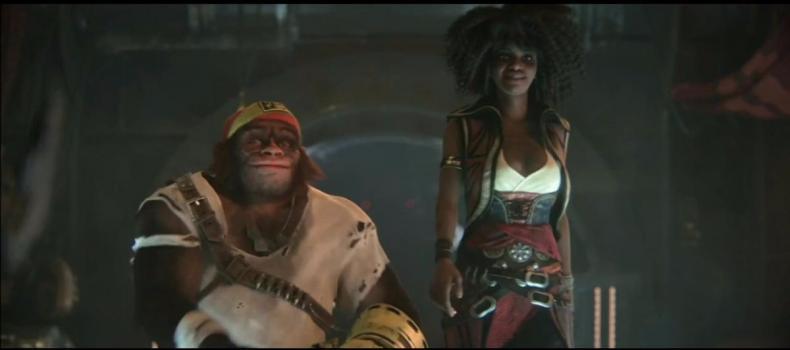 E3 2017: Beyond Good & Evil 2 Revealed