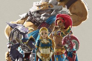 Breath of the Wild Champions Ballad DLC Out Now