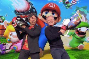 E3 2017: Mario + Rabbids Kingdom Battle Unveiled