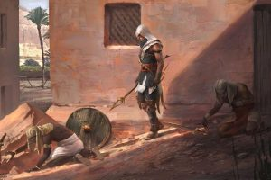 E3 2017: Assassin's Creed Origins Revealed