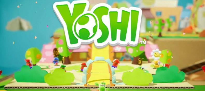 E3 2017: Switch Yoshi Title Made With Unreal Engine 4