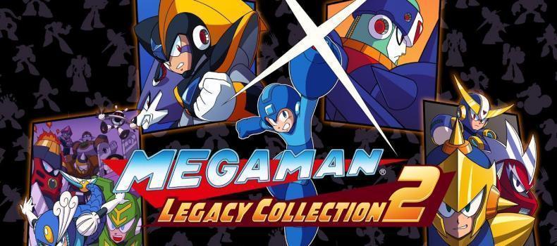 Capcom Reveals Mega Man Legacy Collection 2