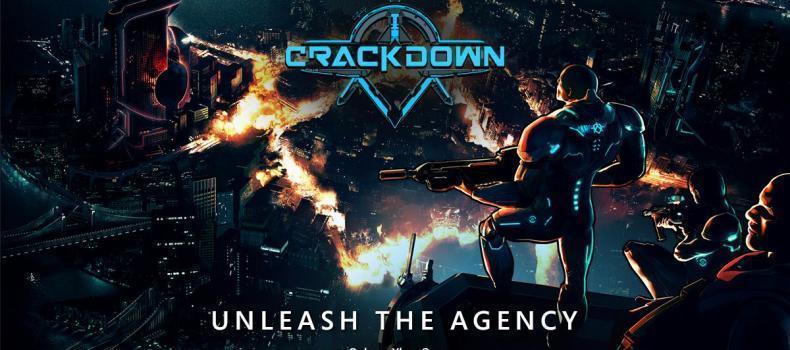 E3 2017: Crackdown 3 Coming November 7th