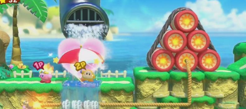E3 2017: A New Kirby Title Heading To Switch