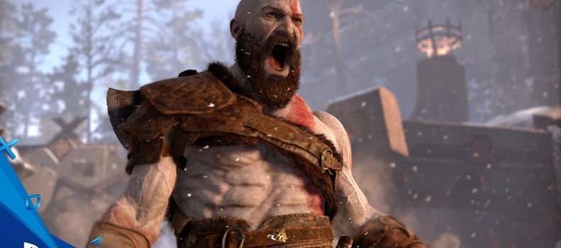 E3 2017: New God Of War Trailer