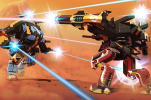 Robocraft Infinity Is Coming To Xbox One In 2018