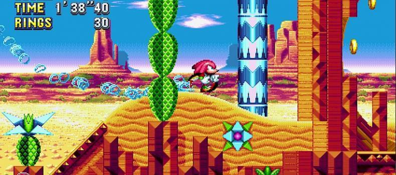 Sonic Mania Launching In August