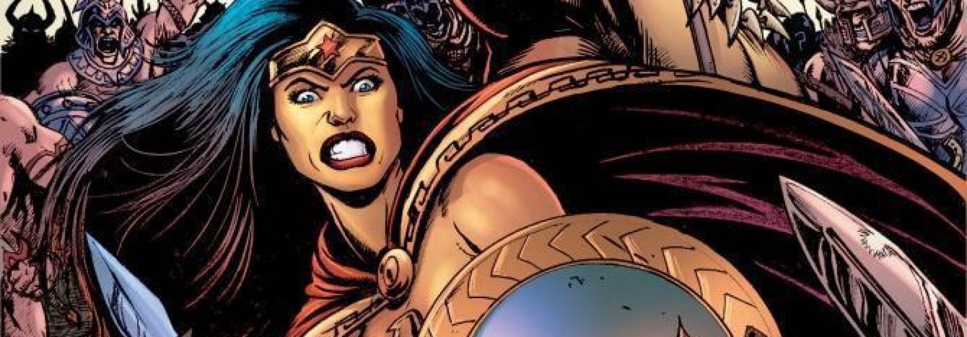 Wonder Woman/Conan Comic Happening