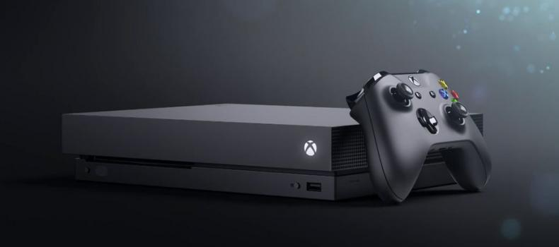 E3 2017: Microsoft Won't Make Money From The XBox One X