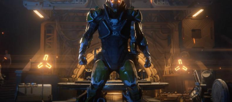 BioWare Claims Anthem Is More Like Star Wars Than Traditional Sci-Fi