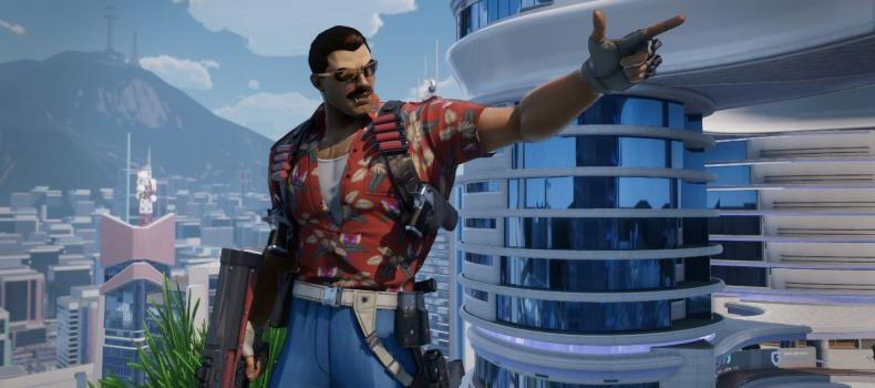 Agents of Mayhem: New Magnum Sized Trailer Released