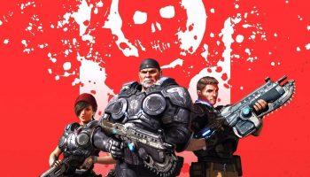Gear of war comic
