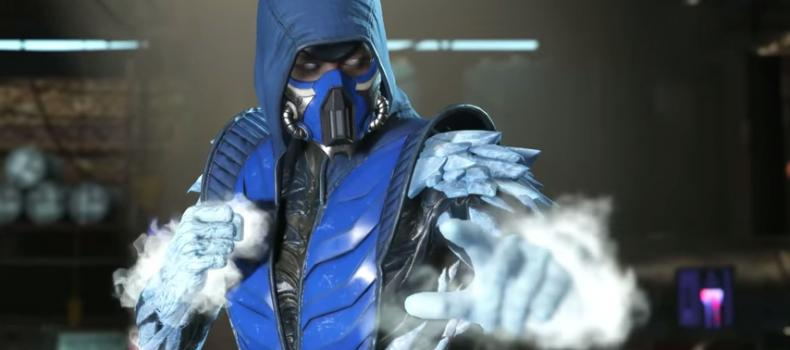 Injustice 2: Sub-Zero From Mortal Kombat Joins the Roster