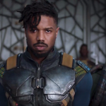 SDCC 2017: Black Panther Villain Killmonger Speaks