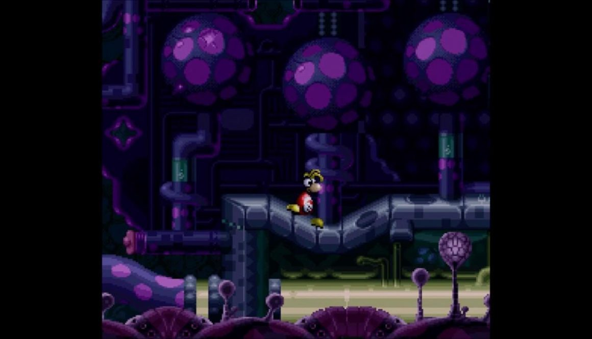 SNES Rayman Prototype Released To The Public