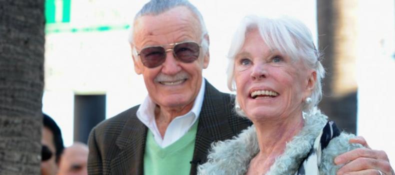 Stan Lee's Wife Dies At Age 93