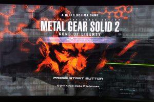 Gamescom 2017: Metal Gear Solid 2 HD Coming To PC