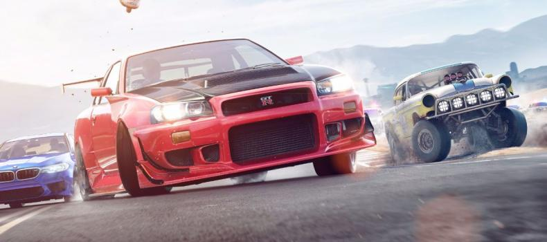 Gamescom 2017: Need For Speed Payback Trailer
