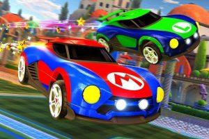 Gamescom 2017: Nintendo Switch Getting Special Rocket League Cars