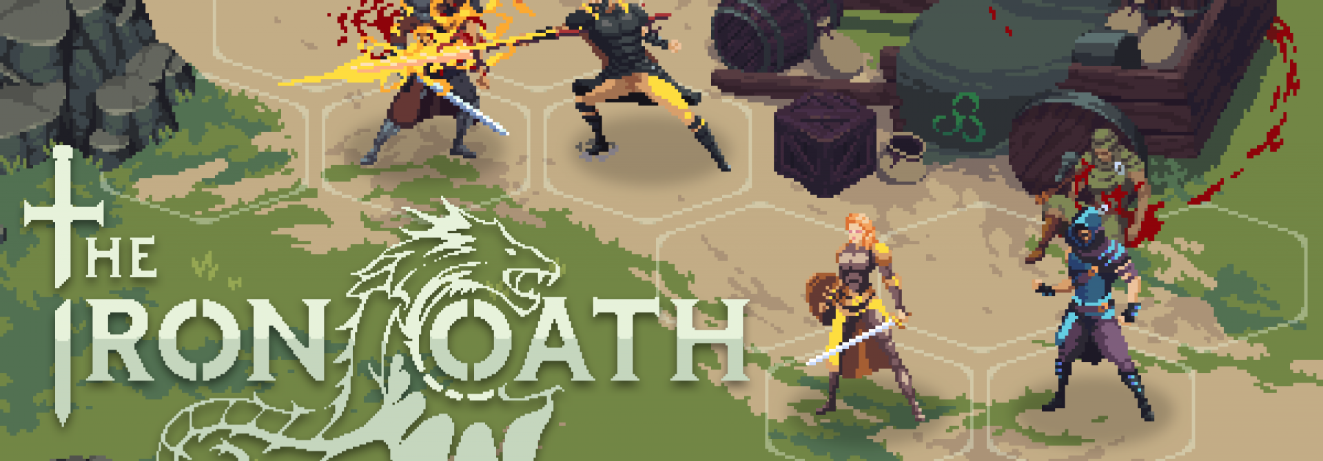 The Iron Oath: New Provisions and Camping Details