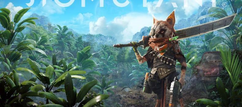 Gamescom 2017: Biomutant Gameplay Trailer