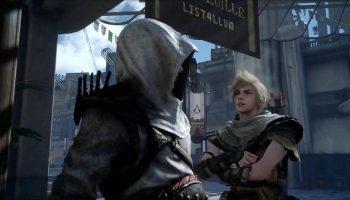 Gamescom 2017: Final Fantasy Getting Assassin's Creed DLC