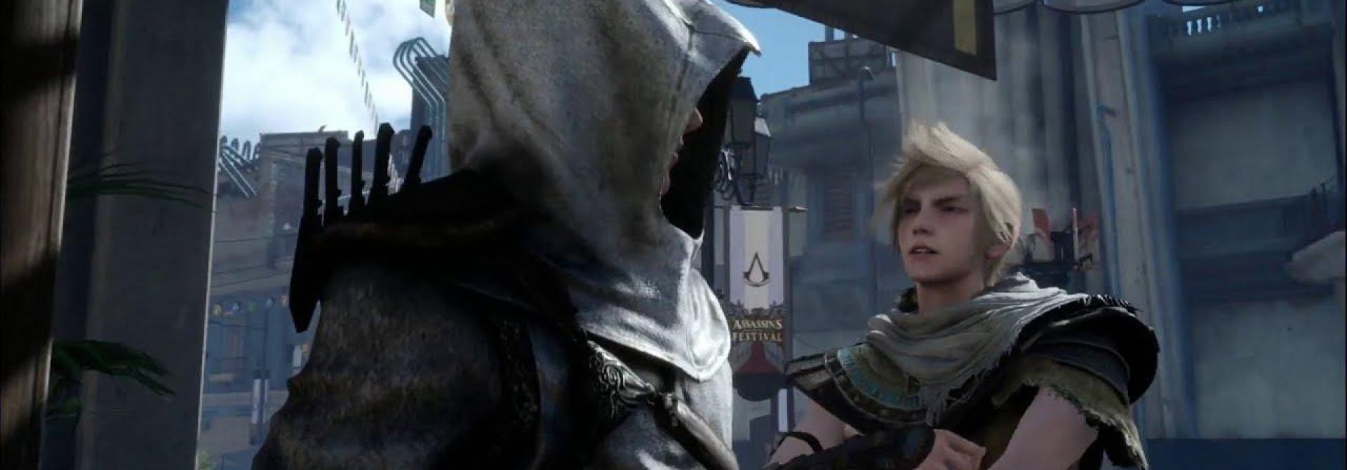 PAX West: Final Fantasy XV Assassin's Creed DLC Gameplay Video