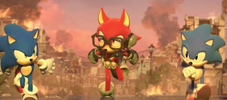 Gamescom 2017: Sonic Forces Gameplay Demo