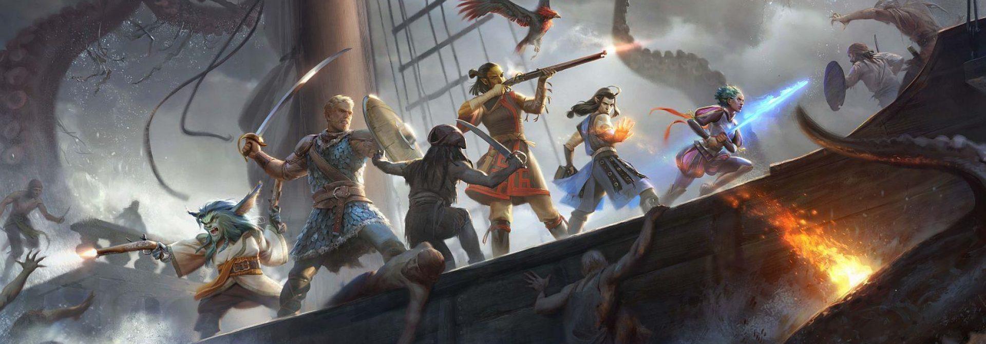 Pillars of Eternity II: Deadfire Gets A Publisher