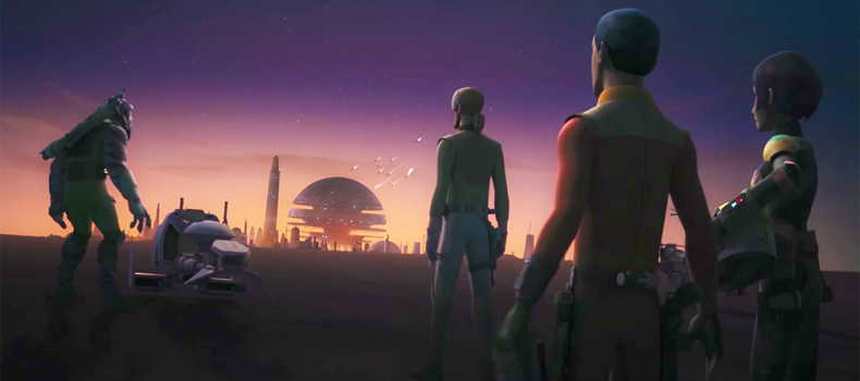 Star War Rebels Has Come To An End