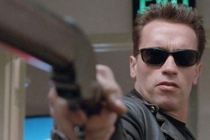 A Date For The Terminator's Return