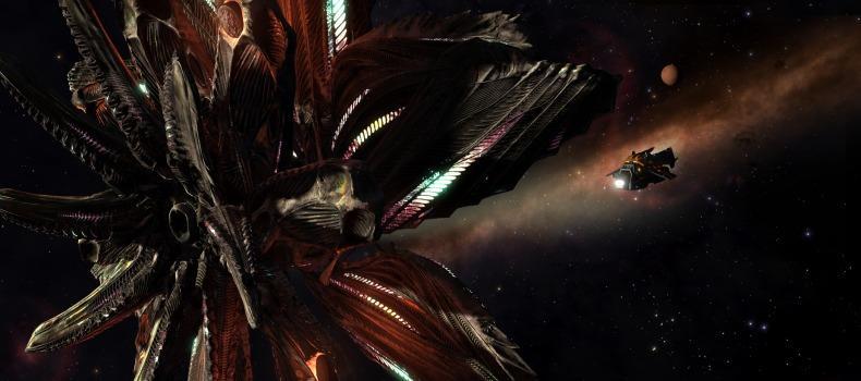 Thargoids Aliens In Elite: Dangerous Have Suddenly Become Hostile