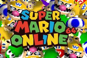 Fan Project Takes Super Mario 64 Online