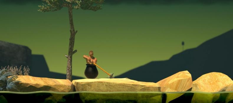 QWOP Creator Is Releasing New Game Getting Over It