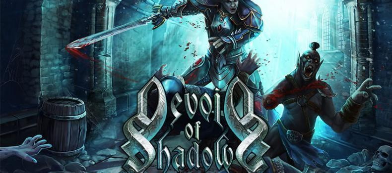 Devoid Of Shadows Releases Update