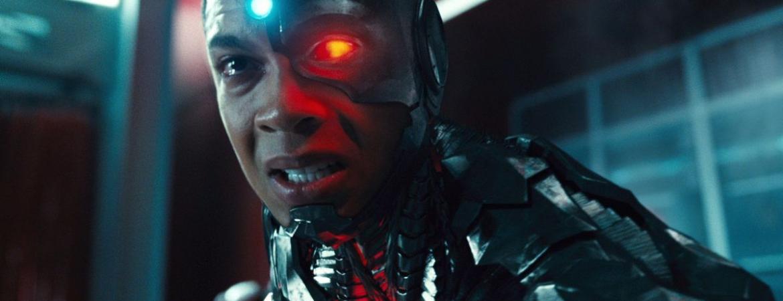 Justice League Cyborg