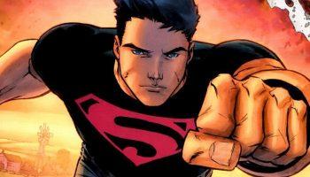 Connor Kent Superboy