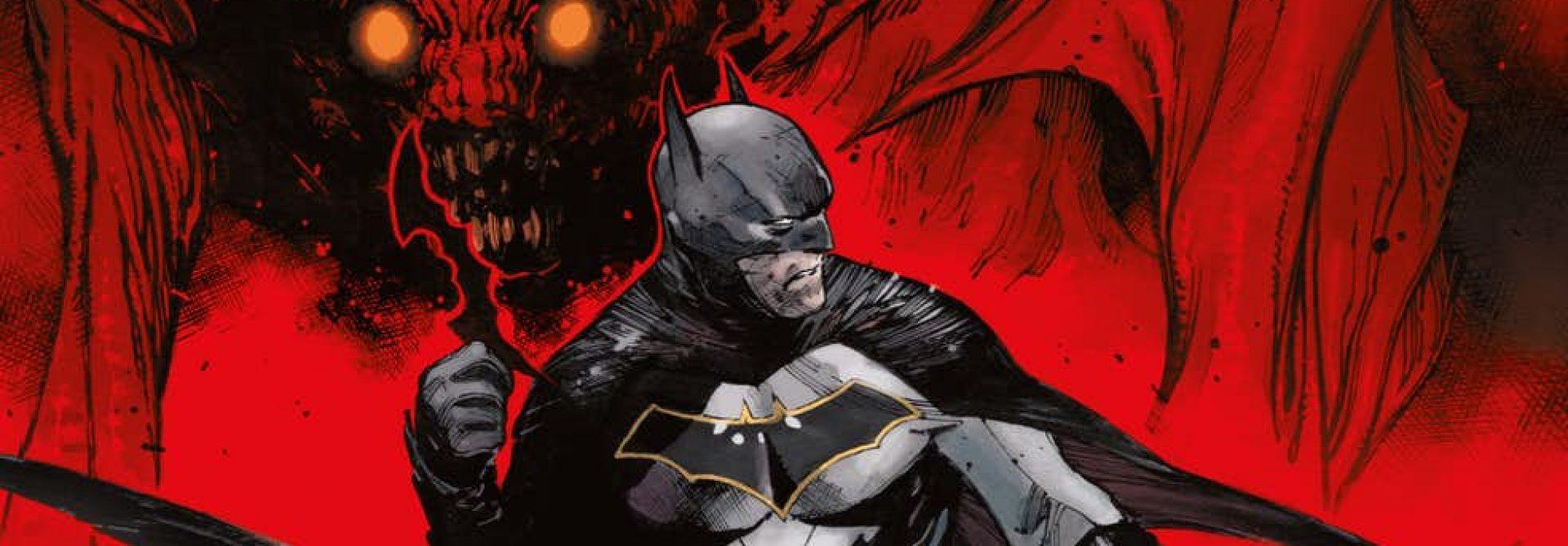 NYCC 2017: Batman Lost Preview
