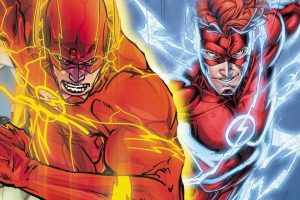 Flash War Gets Prelude Synopsis