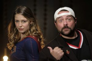 """Kevin Smith To """"Never"""" Direct Arrow?"""