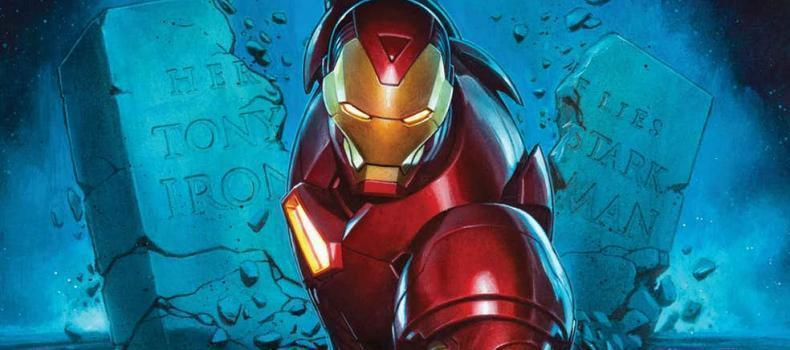 """Iron Man's Return In Marvel Legacy Will Be """"Biggest Iron Man Story Of All Time"""""""