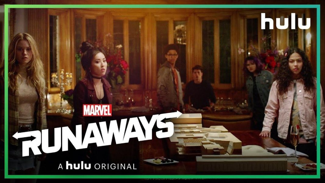 NYCC 2017: The First Full Runaways Trailer