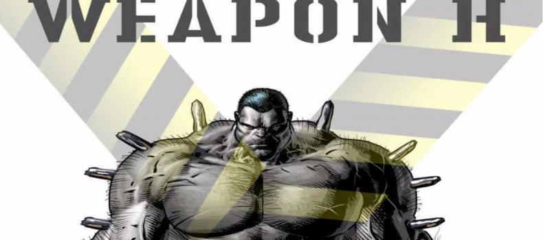NYCC 2017: Weapon H To Get Own Comic