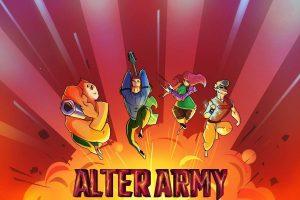 2D Action Platformer Alter Army In Development Now