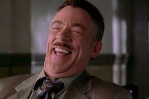 J.K. Simmons Up For Being J. Jonah Jameson Again