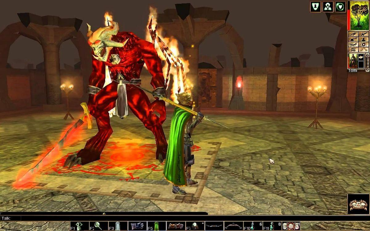 Neverwinter Nights Is Set To Be Re-Released As An Enhanced
